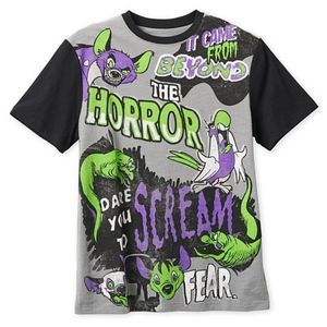 2019 DisneyLand Halloween Shirt Size S